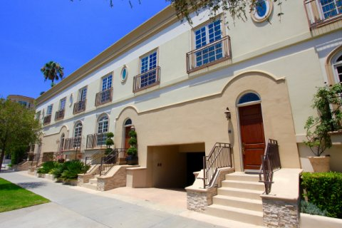 Crescent Townhomes