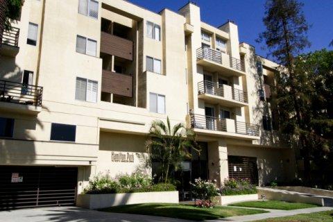 Hamilton Park Beverly Hills