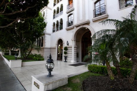 Le Faubourg St Honore Beverly Hills