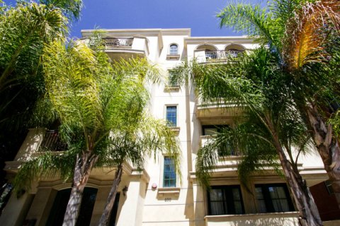 Bianchi Villa Brentwood California