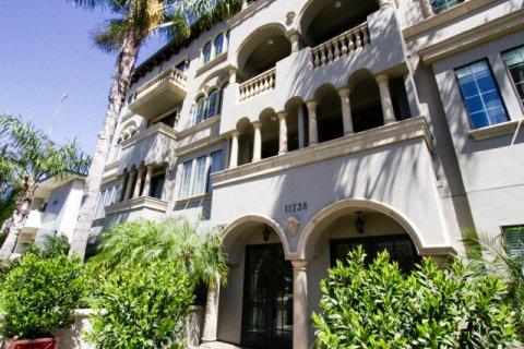 Casa Bella Villas Brentwood California