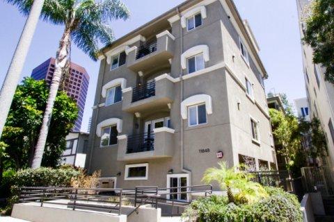 Gorshen Avenue Condos Brentwood California