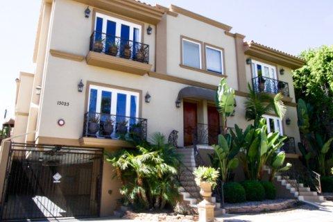 Villa Montana III Brentwood California