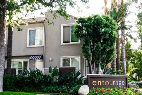 Entourage Burbank California