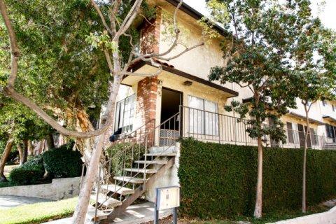 Whitnall Villas Burbank California