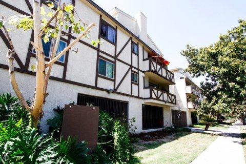Jordan Terrace Canoga Park California