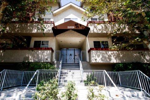 Saticoy Villas Canoga Park California