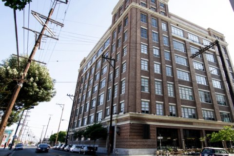 Biscuit Company Lofts Downtown LA