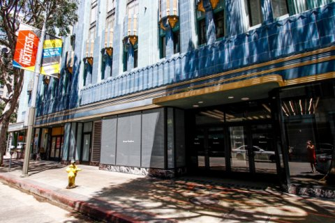 Eastern Columbia Lofts Downtown LA