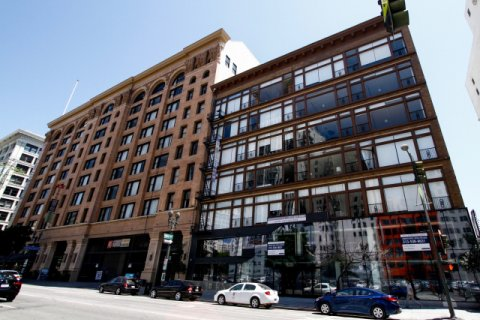 Mercantile Lofts Downtown LA