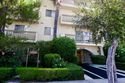 Ports of Call Condominiums Encino California