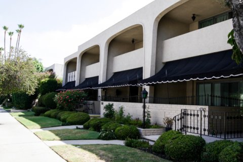 Villa Espana Encino California