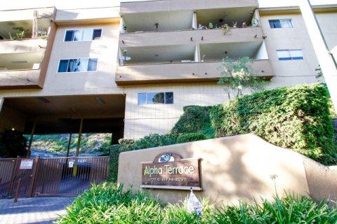 Alpha Terrace Gardens Glendale California