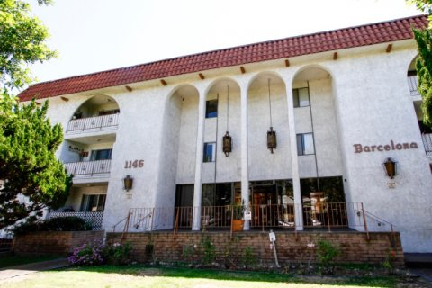 Barcelona Manor Glendale California