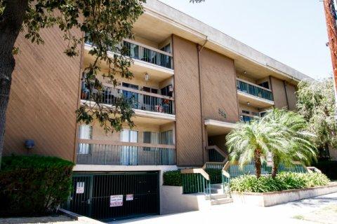 Belmont Terrace Glendale California