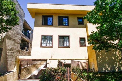 Burchett Condominiums Glendale California