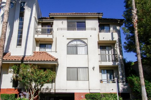 Campbell Regency Glendale California