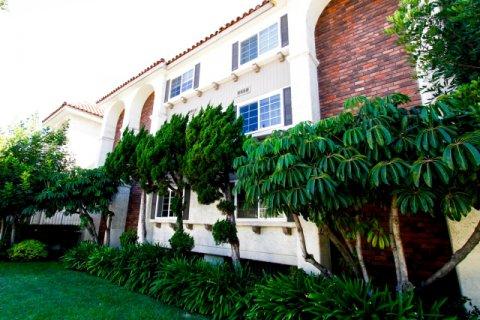 Glenoaks Villa Glendale California
