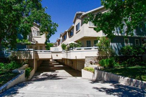 Glenwood Terrace Glendale California