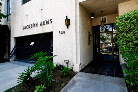 Jackson Arms Glendale California