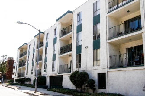 Jackson Place Glendale California