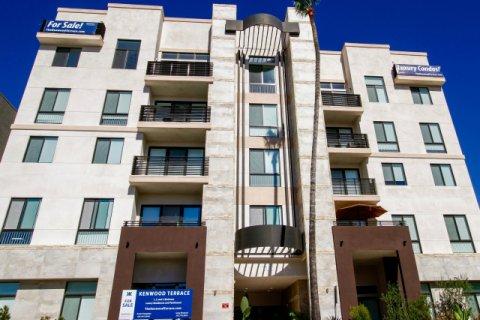 Kenwood Terrace Glendale California
