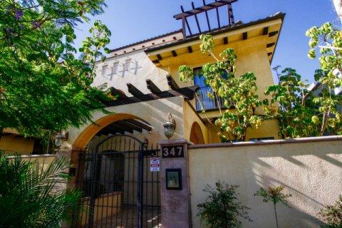 Milford Mediterranean Villas Glendale California