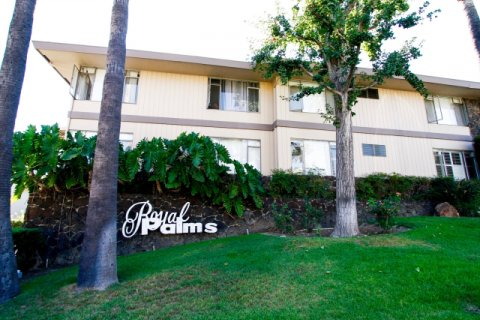Royal Palms Glendale California