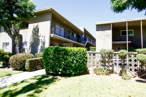 Southwood Condominiums Glendale California