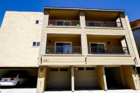 Stocker Villas Glendale California