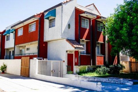 Thompson Villas Glendale California