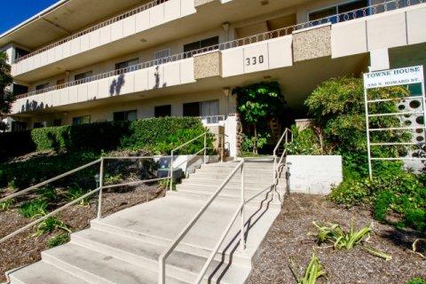 Towne House Apartments Glendale California