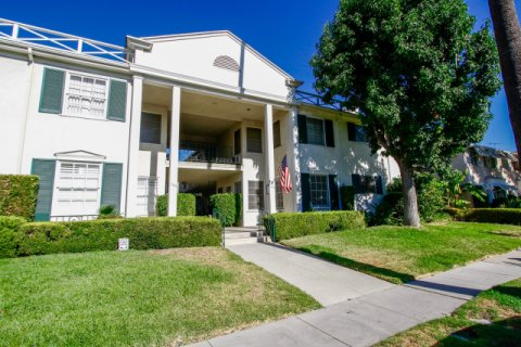 Verdugo Manor Glendale California