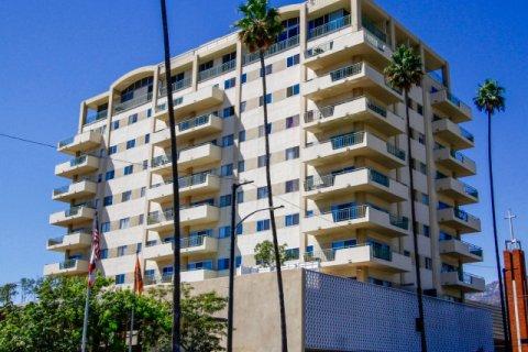 Verdugo Towers Glendale California