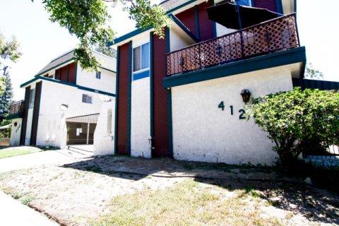 Villa Monterey Glendale California