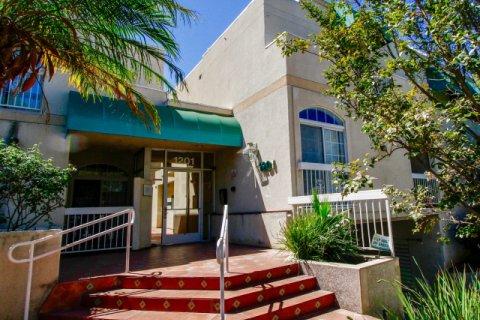 Viola Plaza Glendale California