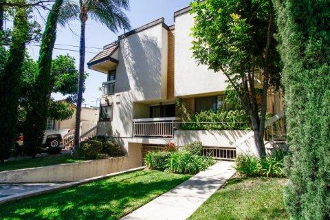 Wilson Terrace Glendale California