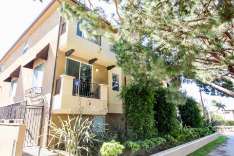 Federal Avenue Townhomes Mar Vista