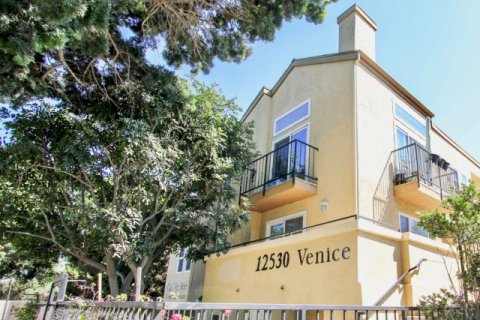 On Venice Condominiums Mar Vista