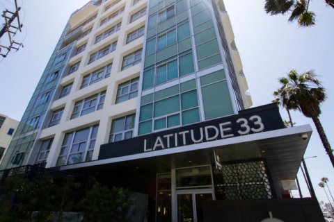 Latitude 33 Sky Collection Marina Del Rey