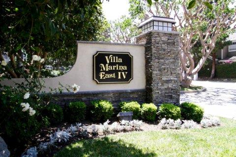 Villa Marina East IV Marina Del Rey