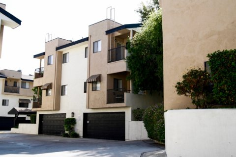 College Court Townhomes Northridge CA