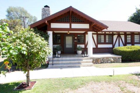 Gartz Court Pasadena
