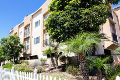 Grand Avenue Townhomes San Pedro California
