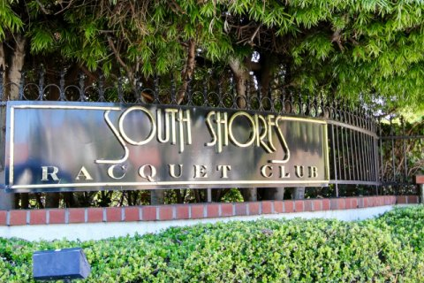 South Shores Racquet Club San Pedro California