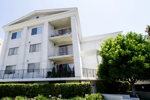 Golden Colonial Condominiums Sherman Oaks