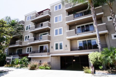 Sierra Heights Condominiums Sherman Oaks