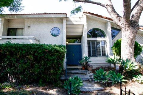 Tarzana Strawberry Villas CA California