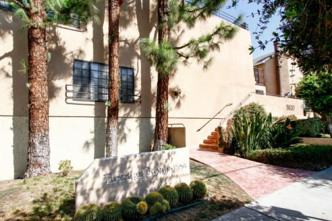 Tarzana Townhomes CA California