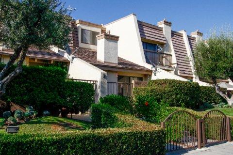 Tarzana Villas North CA California